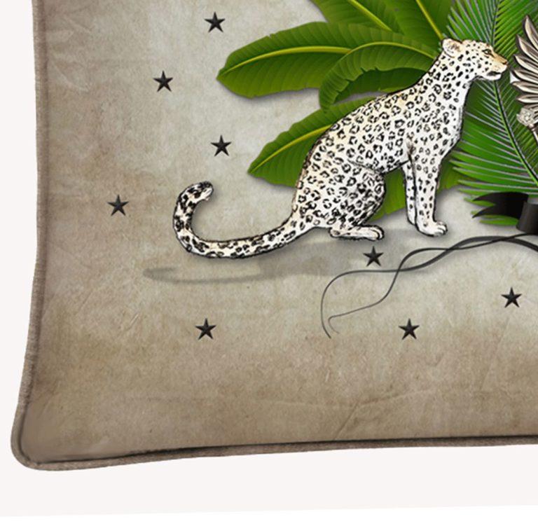 Minerva II Cushion Edge
