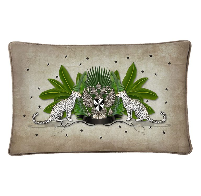 Minerva II Cushion Front