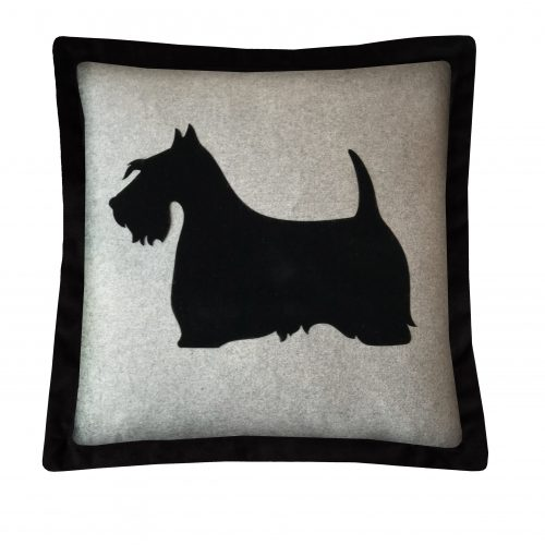 Valeria I Throw Pillow